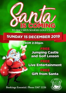 BMGC - Christmas Event and visit from Santa