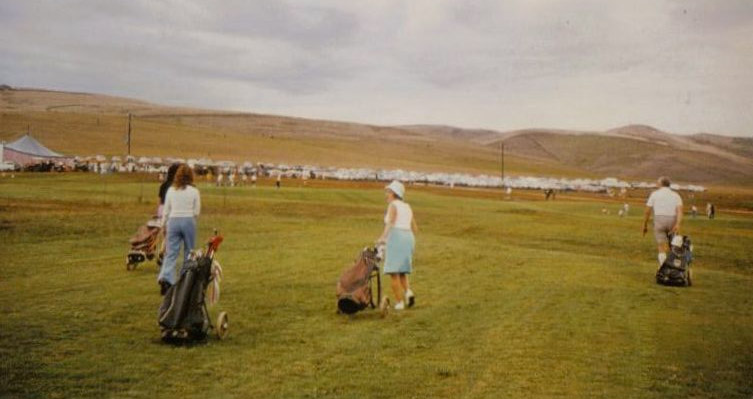 New Course Opening Day 1974