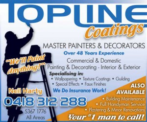 Sponsor - Top Line Coatings